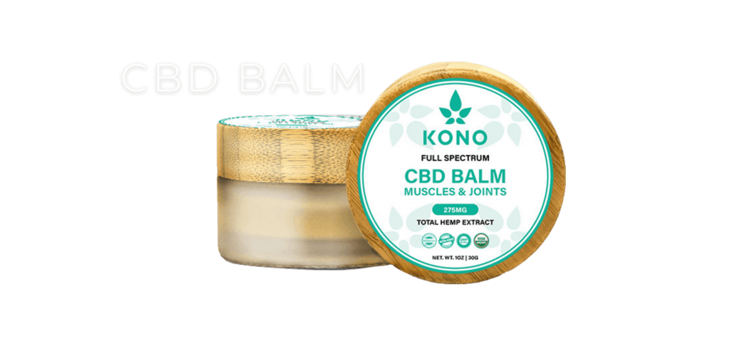 full spectrum cbd balm for muscles and joints